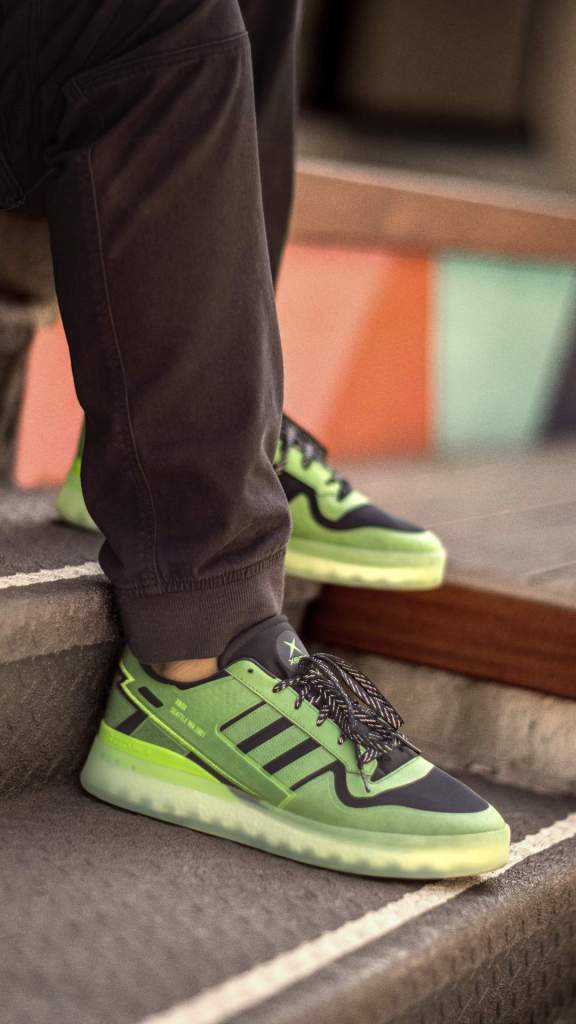 Adidas, Xbox, Halo, sneakers, collaborations