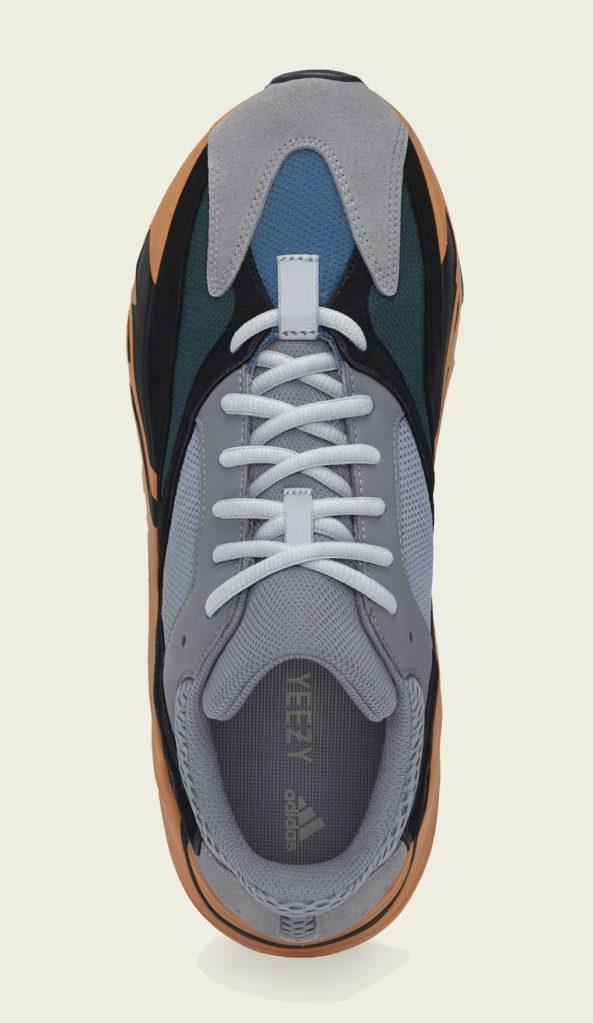 Adidas Yeezy Boost 700 'Wash Orange'