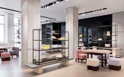 AGL, Milan, Showroom