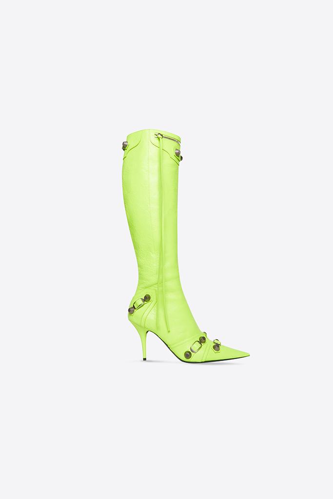 Balenciaga, Cagole, boot, spring '22
