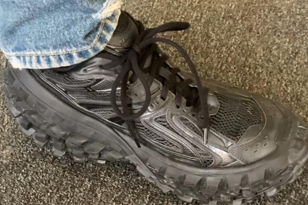 Balenciaga, Defender, chunky sneaker