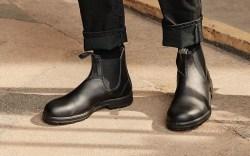 Blundstone vegan chelsea boots