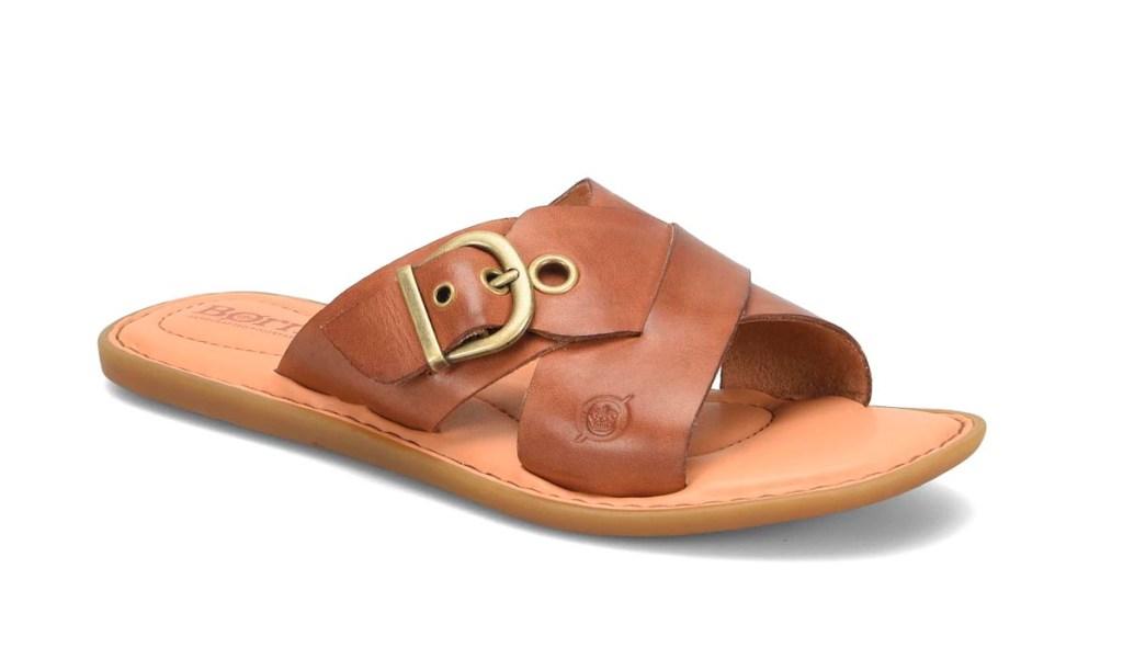 born raya cutout sandal