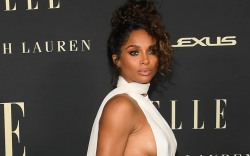Ciara at Elle's Women in Hollywood
