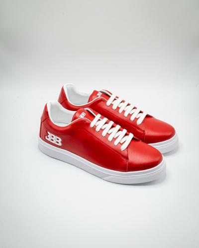 Big Baller Brand Scorchin Red lifestyle sneaker