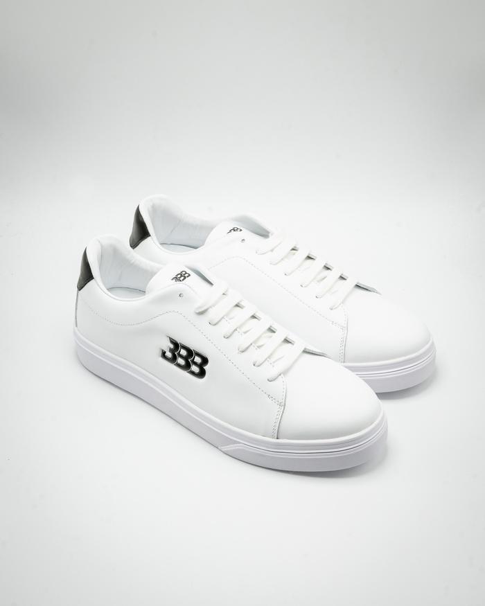 Big Baller Brand classic white lifestyle sneaker