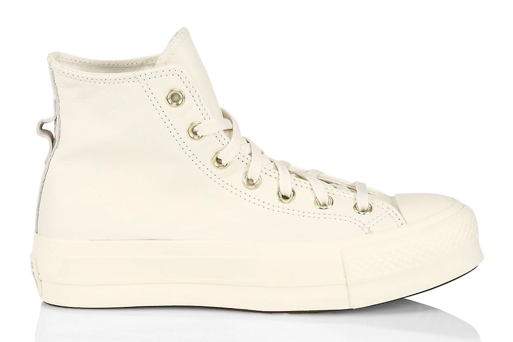 canvas sneakers, high top, converse