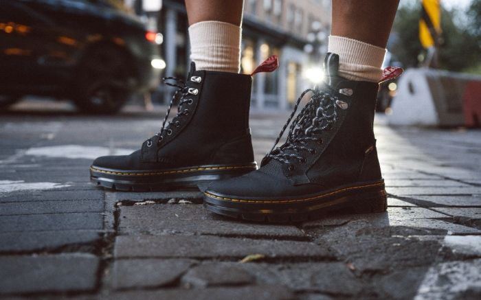 dr martens, herschel supply co, collab, collection, boots, reeder, comb ii