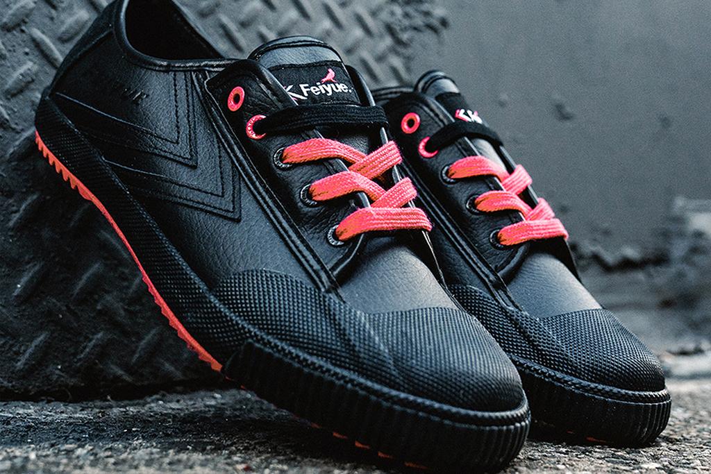 Staple Feiyue Sneaker Collaboration