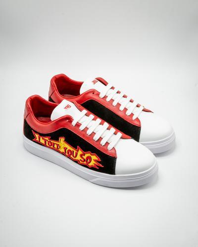 Big Baller Brand 'I Told You So' lifestyle sneaker