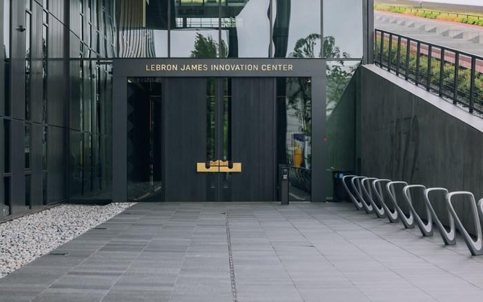 Nike LeBron James Innovation Center