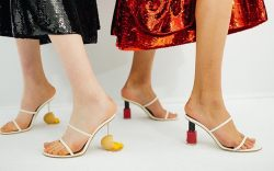 loewe, loewe spring 2022, loewe shoes,