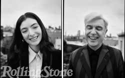 lorde, david byrne, rolling stone, cover,