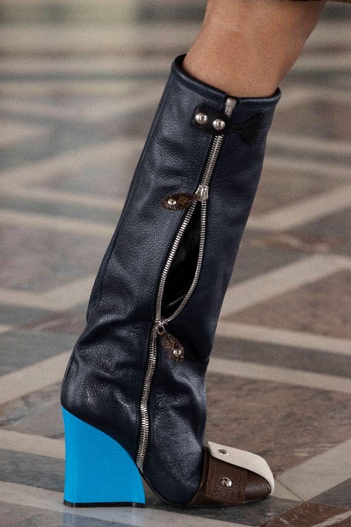 boots, louis vuitton