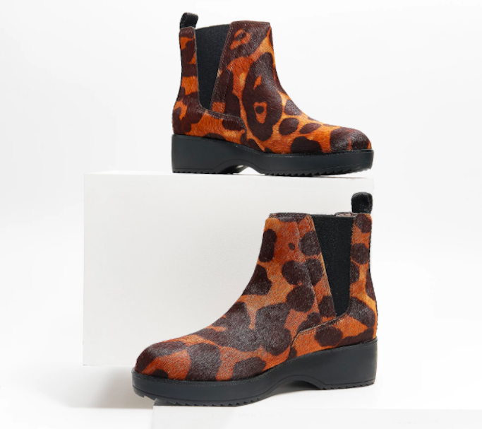 Louise et Cie Zarab Pull-On Ankle Bootie