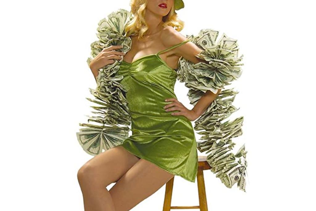 money boa, amazon, costume