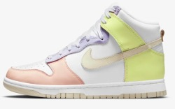 nike dunk high womens cashmere sneakers
