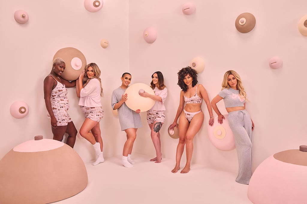 prettylittlething, coppafeel, breast cancer awareness month