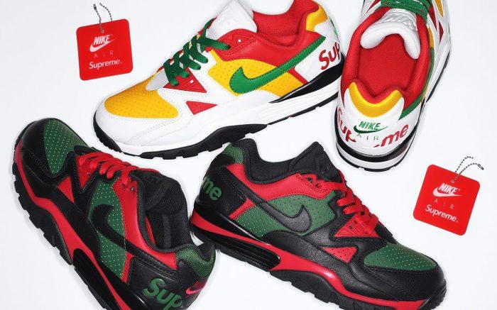 Supreme x Nike Cross Trainer 3