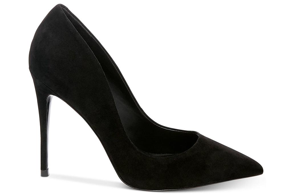 black pumps, heels, steve madden