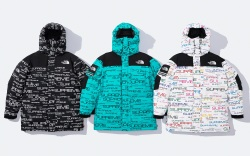 Supreme x The North Face Coldworks
