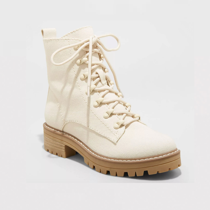 Universal Thread Parker Combat Boots