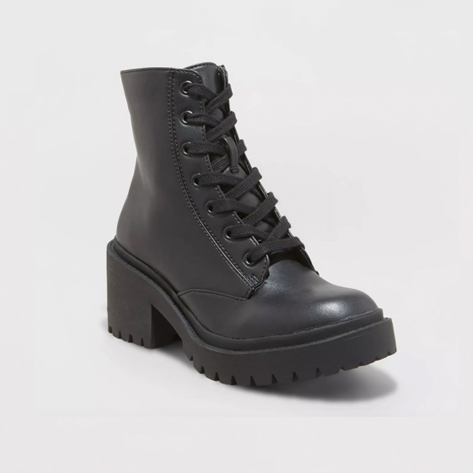 A New Day Brie Combat Boots