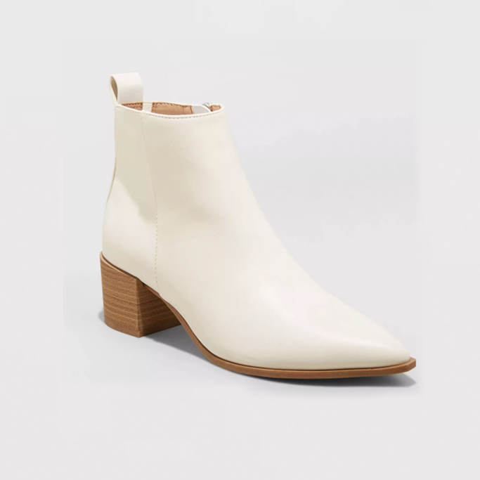 Universal Thread Kennedy Ankle Boots