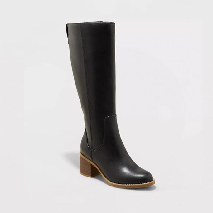 Universal Thread Tatiana Heeled Riding Boots