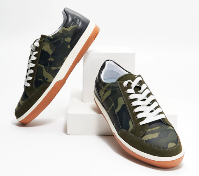 Vince Camuto Men's Pierson Casual Lace-Up Sneaker