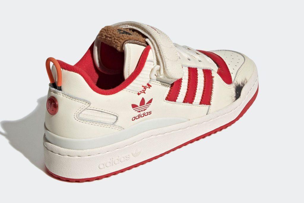 Home Alone x Adidas Forum Low